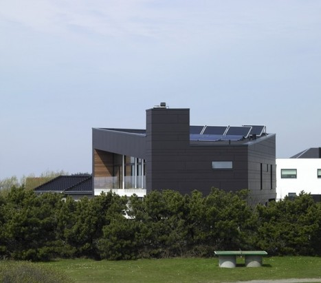 Vila Alstrup in Demark: energy-plus design | Art and Spaces | Scoop.it