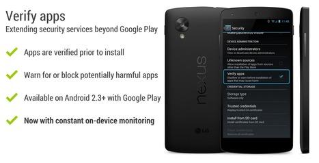 Google renforce la sécurité d'Android avec une vérification continue ... - Frandroid   veille   Scoop.it