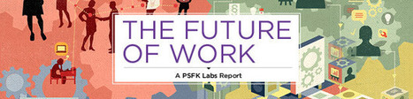 On The Record - A Concept For Future Of Work - PSFK | Trends1 | Scoop.it