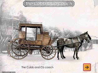 National Museum of Australia - The Cobb & Co coach – Flash interactive | Early Stage 1 HSIE | Scoop.it