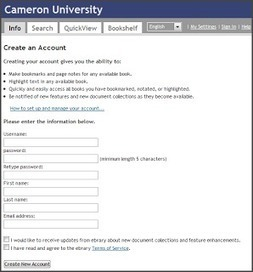 Downloading eBooks - Cameron University | Library learning centre builds lifelong learners. | Scoop.it