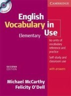 English Vocabulary in Use, Elementary Edition With Answers (2 PAP/CDR, Paperback)   @wonil07lee Parenting   Scoop.it