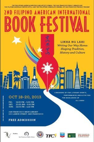 SF Library to host International Fil-Am Book Festival | Libraries | Scoop.it