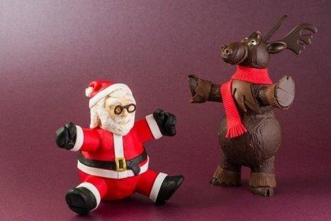 Al colloquio di selezione con Babbo Natale (senza social network) | Rubriche | Scoop.it