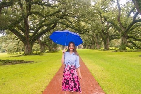 Tweet from @TheFoodieMiles | Oak Alley Plantation: Things to see! | Scoop.it