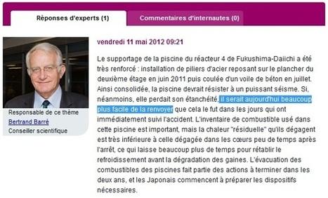 Maîtrise du risque et du français, chez AREVA | Pollutions minières | Scoop.it