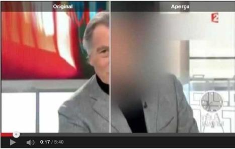 Tuto : Comment flouter un visage ou n'importe quelle zone d'une vidéo Youtube | Web information Specialist | Scoop.it