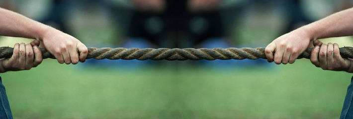 Knowledge Sharing Is Not Like A Tug-Of-War   Knowledge Broker   Scoop.it