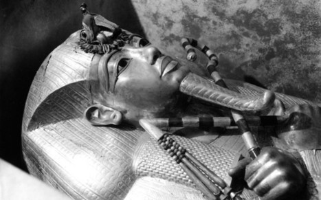 Why the world went wild for King Tut | Égypt-actus | Scoop.it
