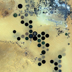 Ancient Water Irrigates Saharan Oasis: Scientific American | Sustainable Futures | Scoop.it
