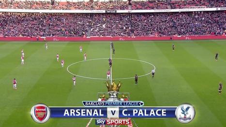 Arsenal vs Crystal Palace-LIVE ON HD TV- - Sport-Tv | jak111 | Scoop.it