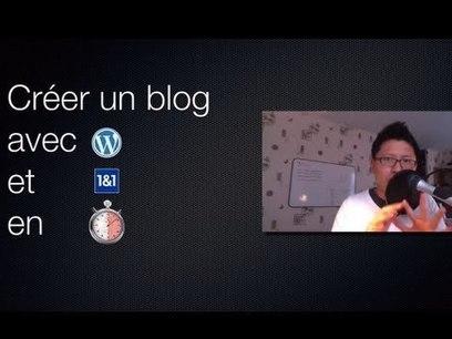 Comment créer un blog Wordpress en 20 minutes | entreprises : outils utiles | Scoop.it