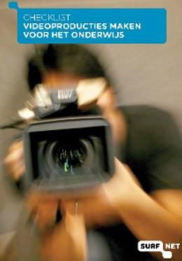 Checklist videoproducties maken voor het onderwijs   Verpleegkunde Zuyd   Scoop.it