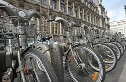 Paris bien positionnée dans le classement des villes qui favorisent le vélo - Paris City | Vélotourisme | Scoop.it