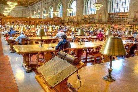Quelles sont les plus grandes bibliothèques du monde? @muriellelaredac | Collaboration en bibliothèque | Scoop.it