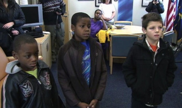 Grade School Boys Honored For Returning Lost Cash To Local Church | up2-21 | Scoop.it