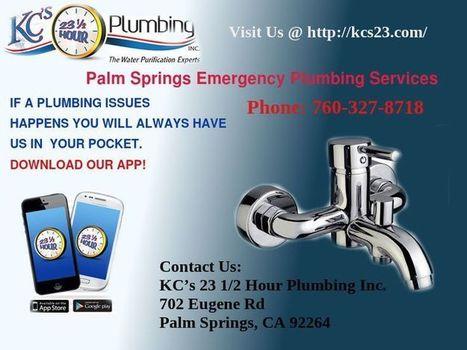kcs23   Palm Springs Plumber   Scoop.it