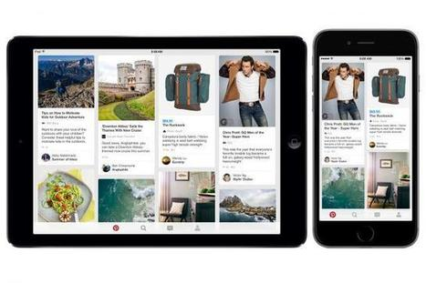 Pinterest Is Working on a New 'Explore' Section for Publishers, Brands | Pinterest | Scoop.it