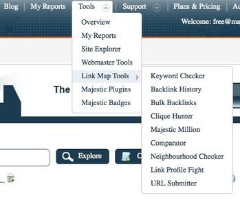 Track New Inbound Links and Monitor Linkrot with the New Free Site Explorer from Majestic SEO | Daily Magazine | Scoop.it