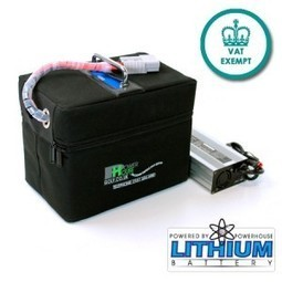 What do you know about Golf Trolley Batteries? | Power House Golf | Golf Trolleys | Scoop.it
