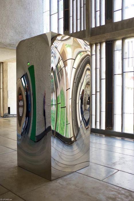"Anish Kapoor: ""Non-Object"" | Art Installations, Sculpture, Contemporary Art | Scoop.it"