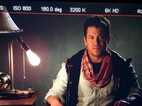 """Christian Kane to star in TNT series """"The Librarians"""" - and he even cut his ... - NewsOK.com   Christian Kane   Scoop.it"""