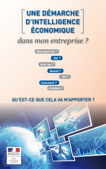 Guide lorrain de l'intelligence économique … | MFEG | Scoop.it