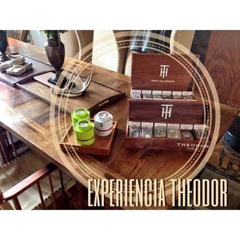 THEODOR México : La experiencia THEODOR | Grain... | Boutique Theodor & Tea Room | Scoop.it