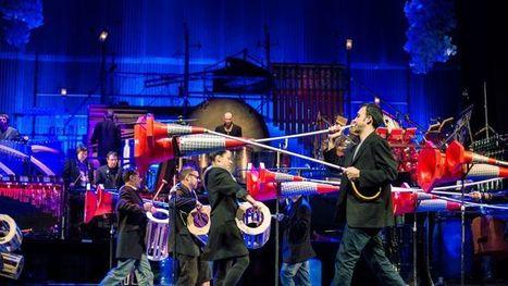 Stomp revient en fanfare au Casino de Paris | Fanfare | Scoop.it