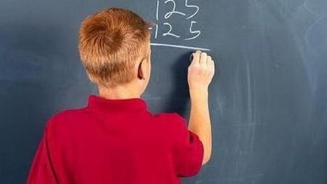 I giochi intuitivi migliorano le prestazioni matematiche dei bambini - La Repubblica | Giochi e cartoni | Scoop.it