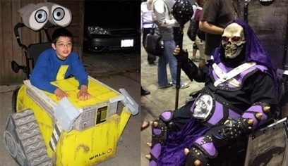 These People Used Their Wheelchairs To Create Incredible Cosplay | Wheelchairs | Scoop.it