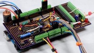 Screw-Block Proto-Shield for Arduino Kickstarter Project Is Live!   Raspberry Pi   Scoop.it
