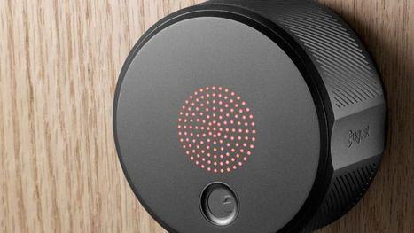 Un smartphone pour déverrouiller sa porte d'entrée | Innovations urbaines | Scoop.it