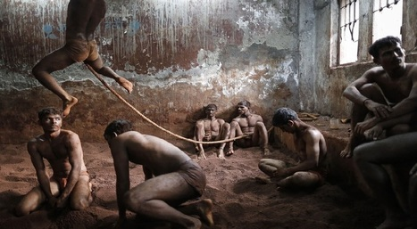 Traditional Indian Gym - Akhara - | Indian Society | Scoop.it