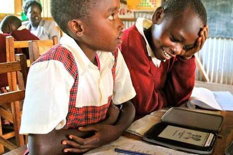 As others wait for govt laptops, these pupils in Transmara are using ebooks | Kenya School Report - 21st Century Learning and Teaching | Scoop.it