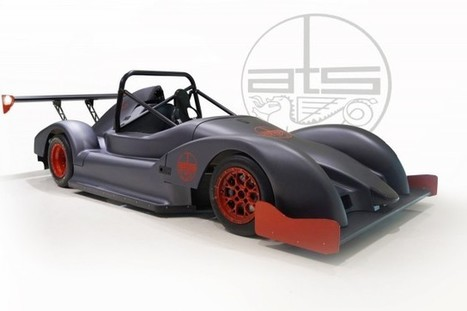 Italy's ATS Returns With New Sport Dieci Track Car | Heron | Scoop.it