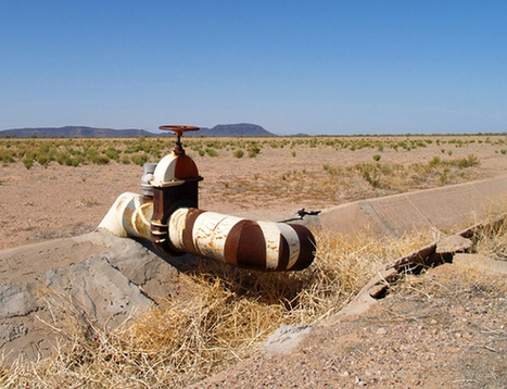 US Southwest water availability reductions ahead according to research that reveals spring drying trends | Sustain Our Earth | Scoop.it