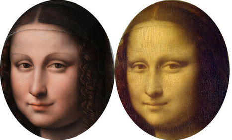 Was the Mona Lisa the World's First 3D Image? | Development of Europe | Scoop.it