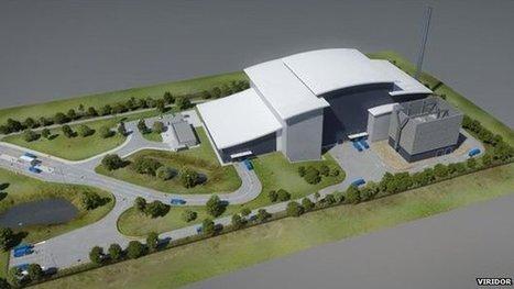 Waste-burning power plant goes ahead | Green IT | Scoop.it