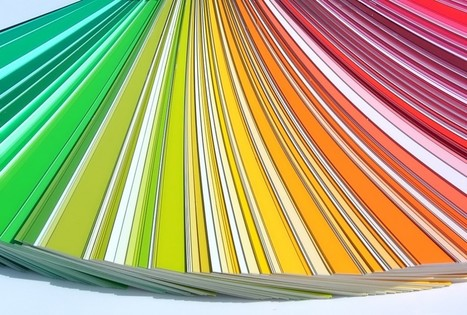 The exact color to paint your office to become the most productive | Color Psychology | Scoop.it
