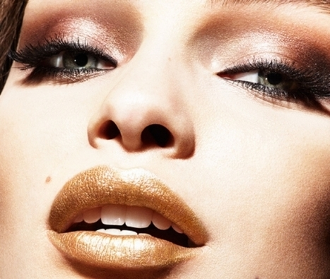 L'Oréal Paris teams up with Snapchat to promote Gold Obsession collection with exclusive filter | Beauty | Scoop.it