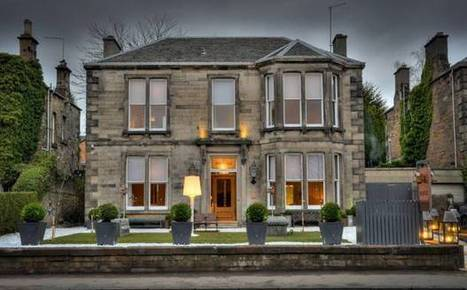 Murrayfield House hotel, Edinburgh: review - Telegraph.co.uk | Chesterfield sofas: beauty really is in the eye of the beholder | Scoop.it