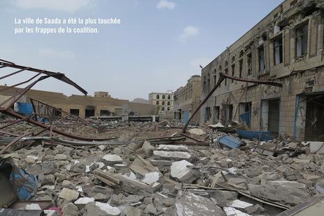 Yémen : les armes livrées à la coalition par les USA tuent surtout des civils @Yonnescaut | 694028 | Scoop.it