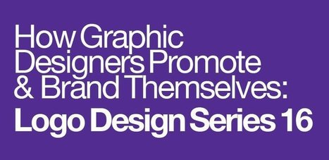 How Graphic Designers Promote & Brand Themselves 16 | Design | Scoop.it