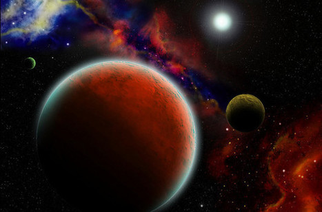 Learn about the stars and planets with Ian Ridpath tonight - On The Wight | Planet's | Scoop.it