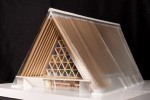 Shigeru Ban Unveils Towering Cardboard Cathedral for Christchurch | Paper Horizon | Scoop.it