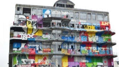 À Pantin, les Journées du patrimoine font la part belle au tourisme industriel | Un tour en France | Scoop.it