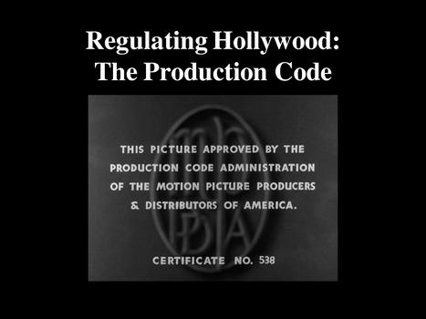 Hays Code | Hollywood Censorship | Scoop.it