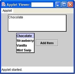 Adv Java - [Swing: JList Class] | VAKRATUND CLOUD EDUCATION | Scoop.it