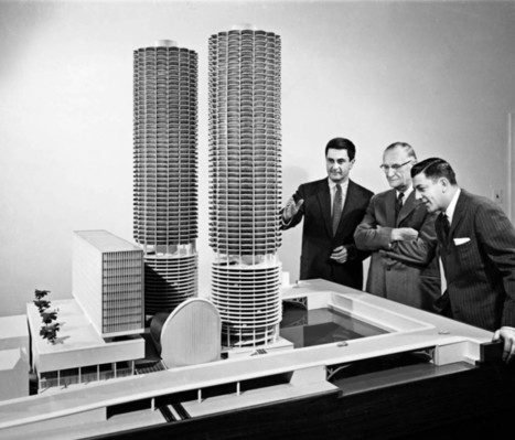 Chicago Names Marina City an Official Landmark | A. Perry Design Lounge | Scoop.it